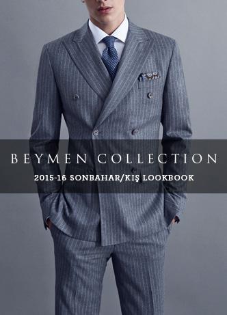 Beymen Collection 2015 Sonbahar / Kış Erkek